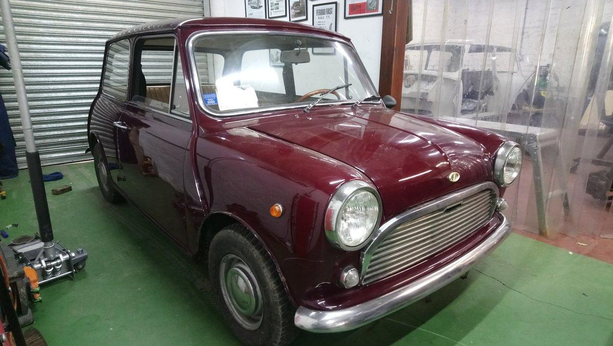 Innocenti Mini Minor Mk3 1971 For Sale (picture 1 of 6)