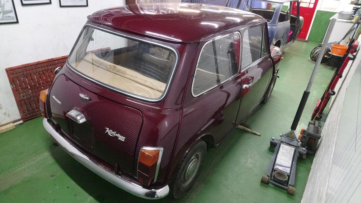 Innocenti Mini Minor Mk3 1971 For Sale (picture 2 of 6)