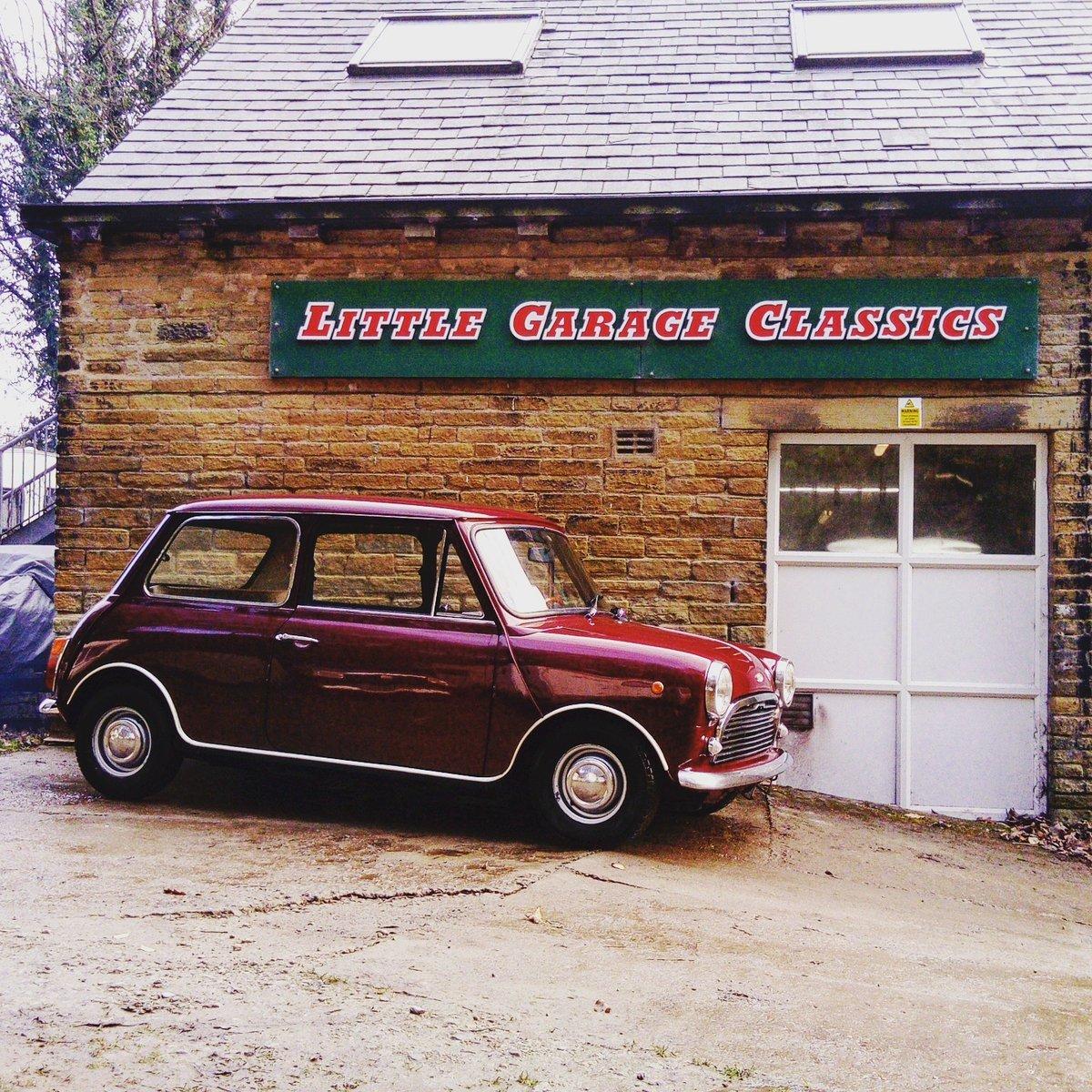 Innocenti Mini Minor Mk3 1971 For Sale (picture 5 of 6)