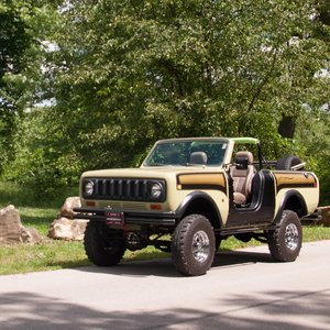 1979 International Harvester Scout II SS = Clone Fun  $obo For Sale