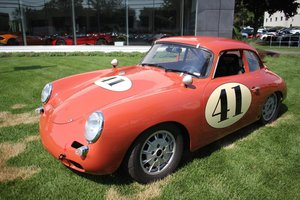 1960 Porsche 356 Emory Notchback OutLaw = Street(~)Legal $ob For Sale