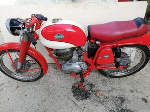 1959 Mondial 175 cc. For Sale