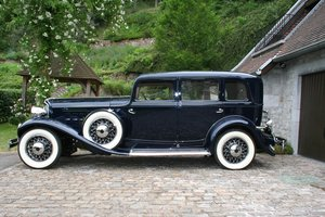 1932 Reo Royale Sedan Fully restored For Sale