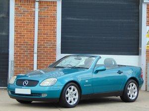 1997 Mercedes SLK230 Kompressor.. Very Low Miles.. FSH..