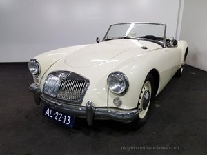 MGA 1500 1958  For Sale by Auction