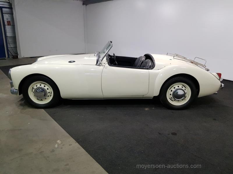 MGA 1500 1958  For Sale by Auction (picture 2 of 6)