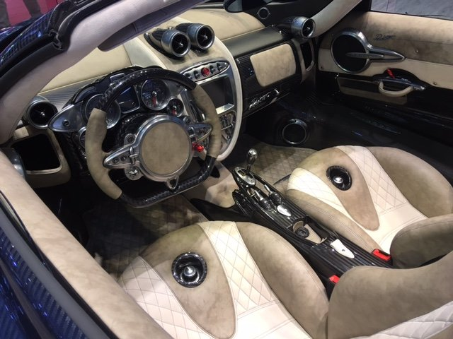 2019 PAGANI HUAYRA ROADSTER NEW LHD OR RHD For Sale (picture 3 of 6)