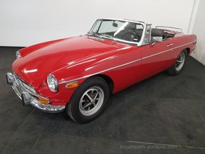 MGB 1974  For Sale by Auction