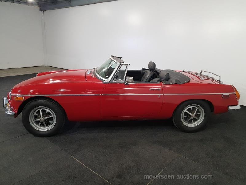 MGB 1974  For Sale by Auction (picture 2 of 6)