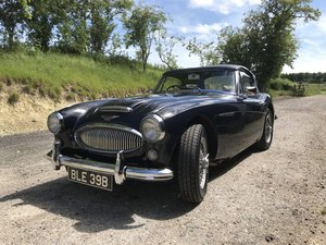 1964 Austin-Healey 3000 Mklll- 71,000 miles from new For Sale