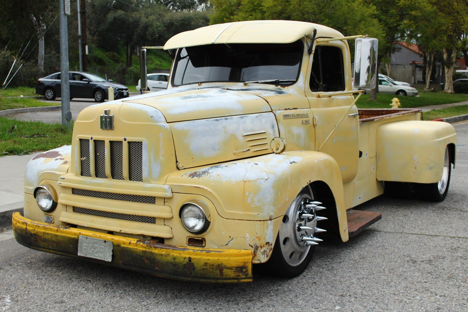 1956 INTERNATIONAL HARVESTER R 190 For Sale (picture 1 of 6)
