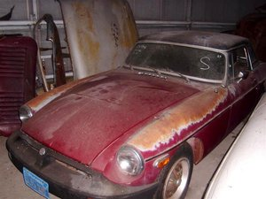 Picture of 1978 MG B '78 (to restore) For Sale
