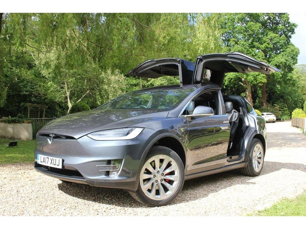 2017 Tesla Model X E P100D (450kw) SUV 5dr FULL SELF DRIVE For Sale
