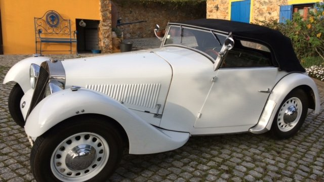 1934 Georges Irat MM Roadster - A gem! For Sale (picture 4 of 6)