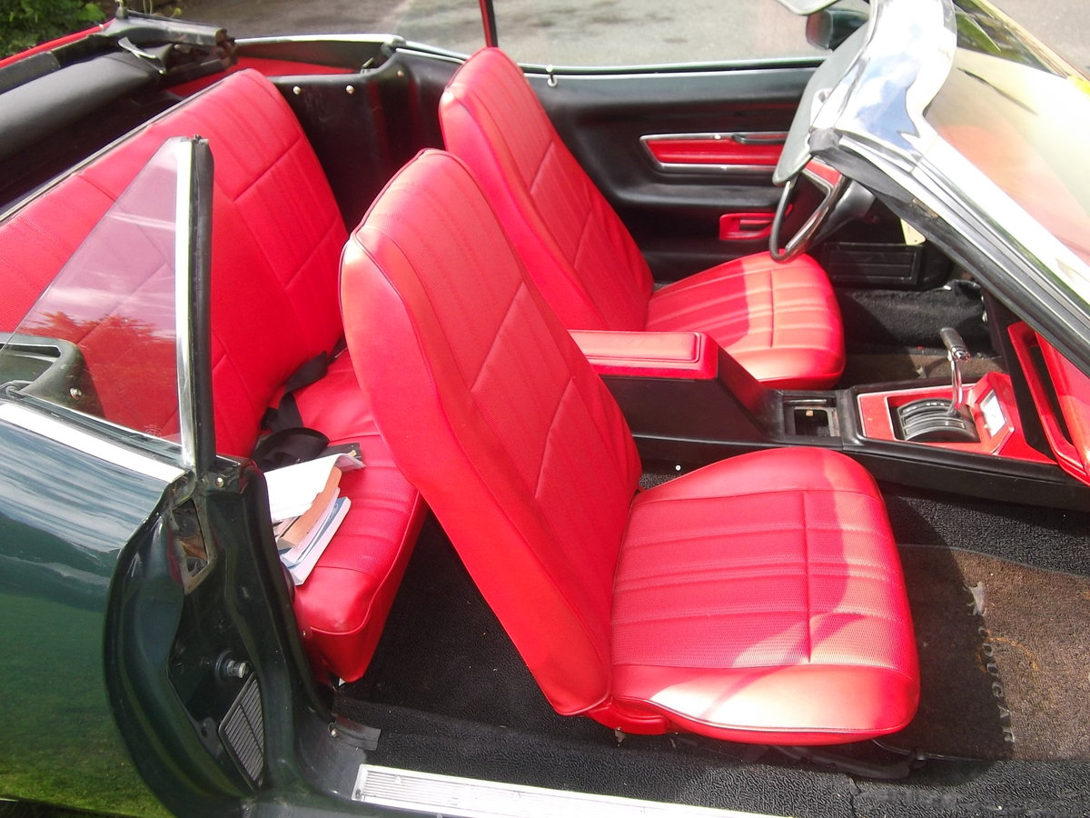 1972  Mercury Cougar XR7, Convertible 351 V8 Automatic,  For Sale (picture 4 of 6)