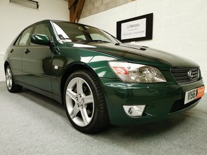 1999 Lexus IS200 2.0 SE Automatic + Only 84K + Two Owner. For Sale