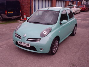 Picture of 2007 NISSAN MICRA CHIC SOLD
