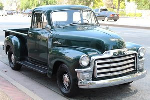 1955 GMC PICK UP TRUCK NEW DESIGN SERIES For Sale
