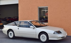 1984 Renault Alpine GTA V6 ALPINE GT = Rare 1 of 54 $58k For Sale