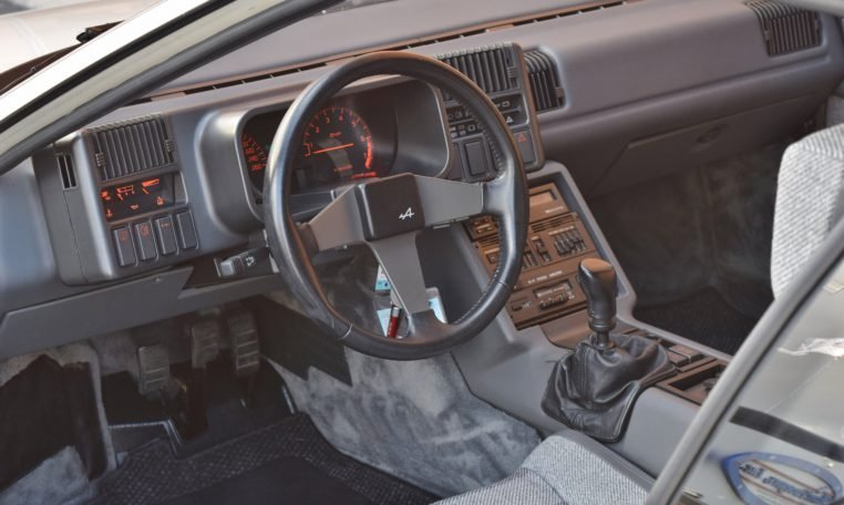1984 Renault Alpine GTA V6 ALPINE GT = Rare 1 of 54 $58k For Sale (picture 4 of 6)