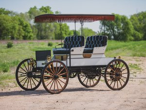 1911 Sears P Motor Wagon For Sale by Auction