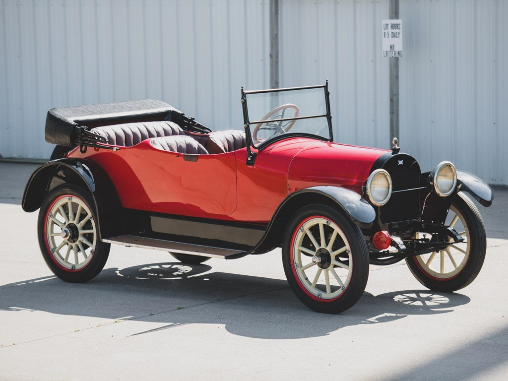 1917 Elcar Model E Touring Roadster For Sale by Auction (picture 1 of 6)