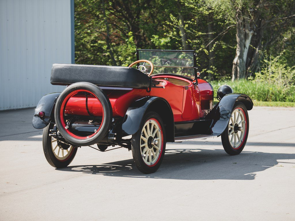1917 Elcar Model E Touring Roadster For Sale by Auction (picture 2 of 6)