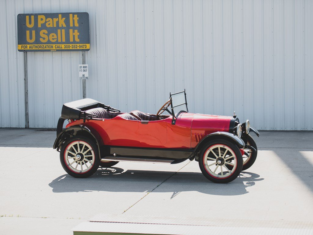 1917 Elcar Model E Touring Roadster For Sale by Auction (picture 5 of 6)