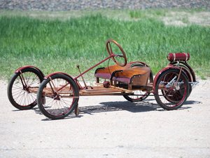 1918 Smith Flyer C Motorette For Sale by Auction
