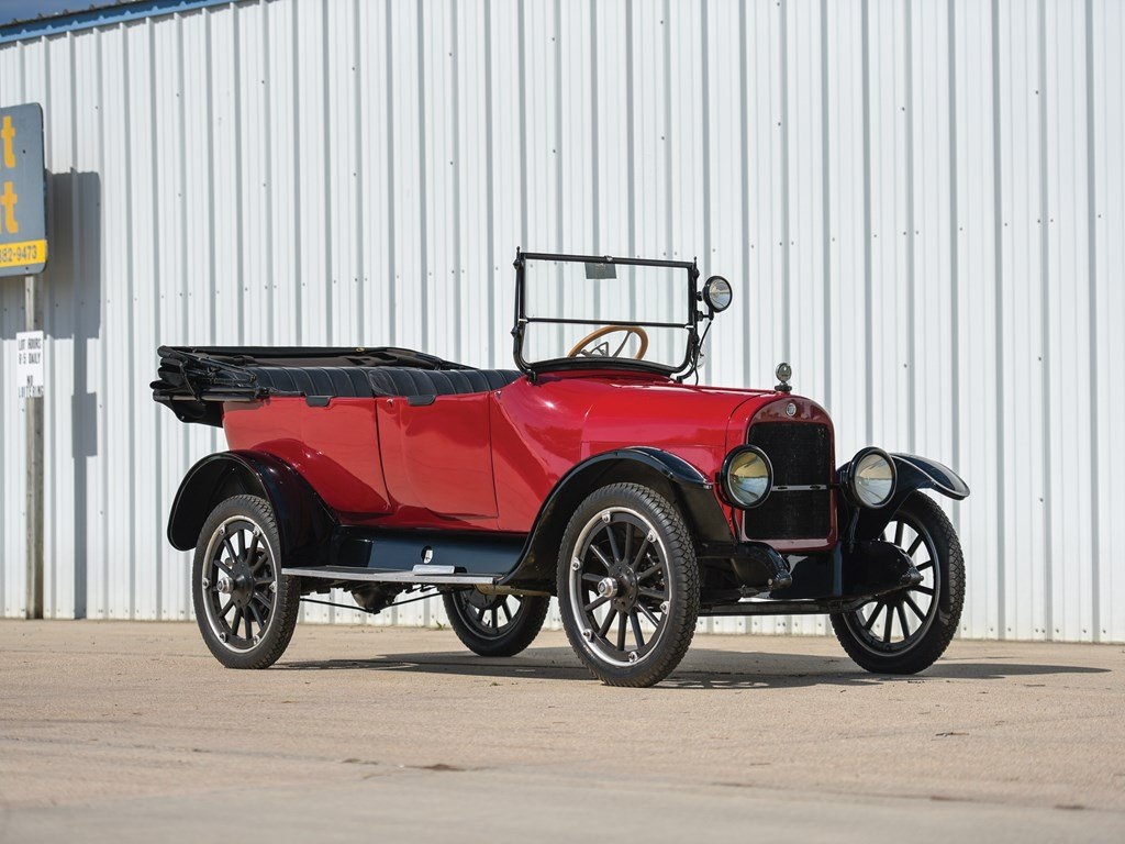 1919 Dort Model 11 Touring For Sale by Auction (picture 1 of 6)