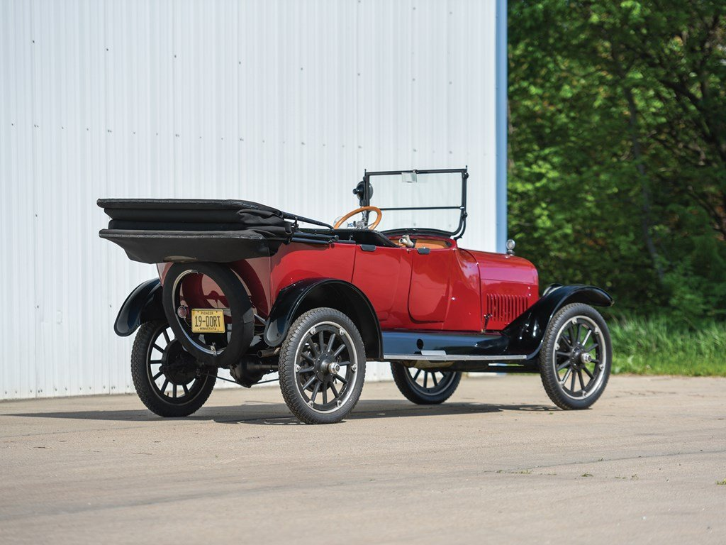 1919 Dort Model 11 Touring For Sale by Auction (picture 2 of 6)