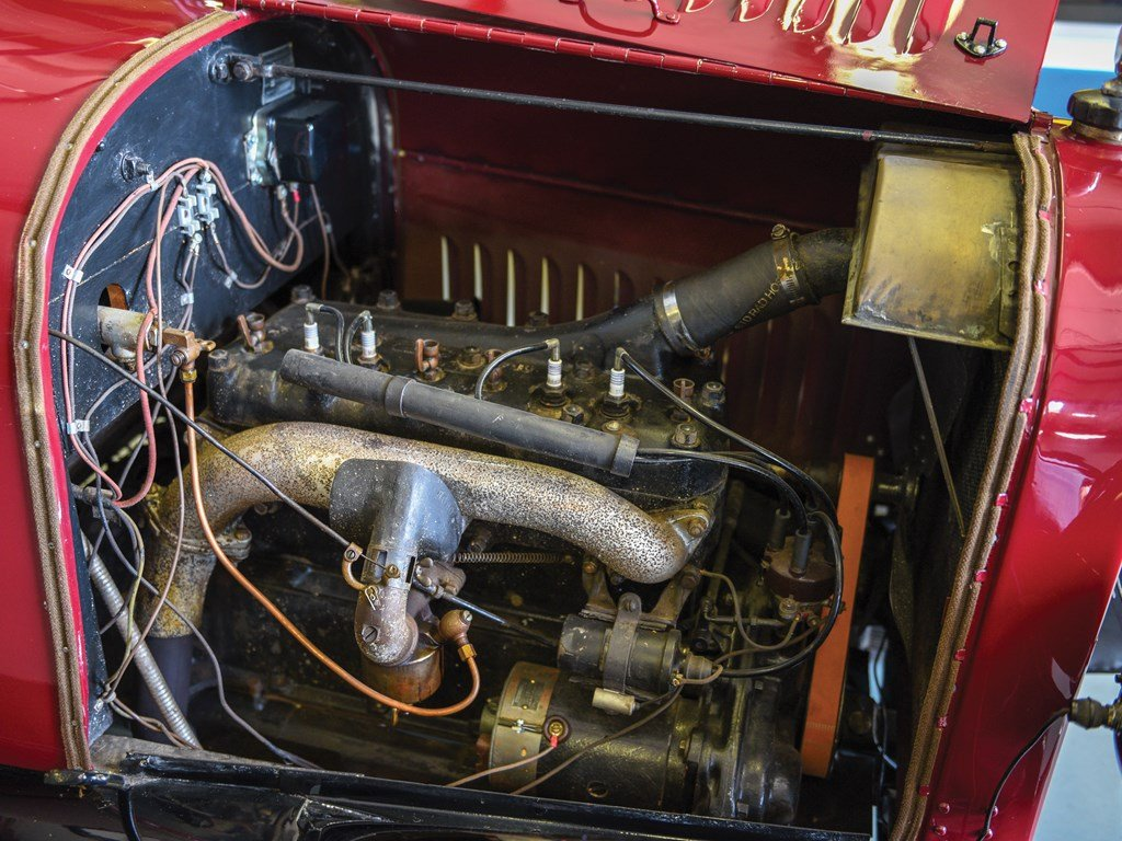 1919 Dort Model 11 Touring For Sale by Auction (picture 3 of 6)