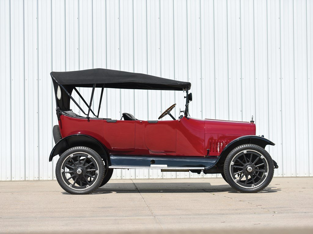 1919 Dort Model 11 Touring For Sale by Auction (picture 5 of 6)