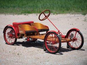 1925 Red Bug Buckboard Motorette