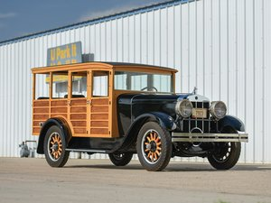1928 Franklin 12B Depot Hack For Sale by Auction