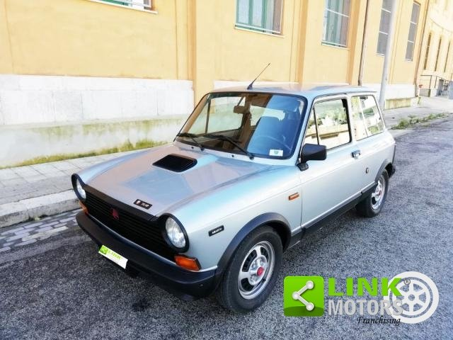 1980 Autobianchi A112 1050 Abarth For Sale (picture 1 of 6)