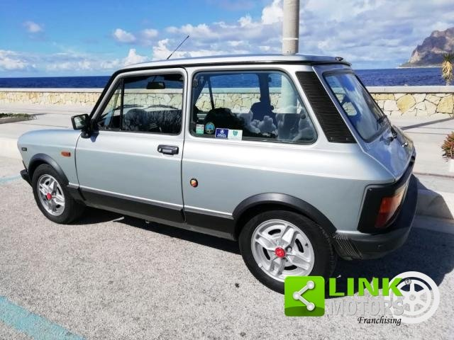 1980 Autobianchi A112 1050 Abarth For Sale (picture 5 of 6)