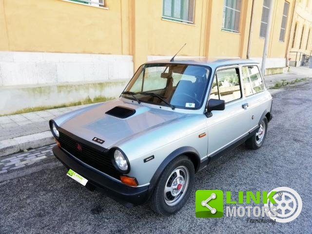 1980 Autobianchi A112 1050 Abarth For Sale (picture 6 of 6)