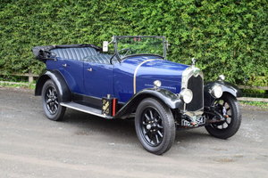 1926 Crossley 14hp Tourer For Sale by Auction