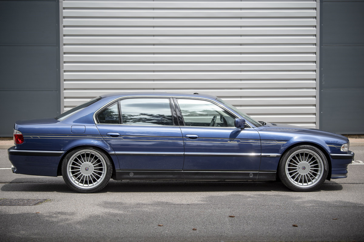 1998 Alpina B12 5.7 LWB - Fabulous & Low Mileage - on The Market SOLD by Auction (picture 2 of 6)