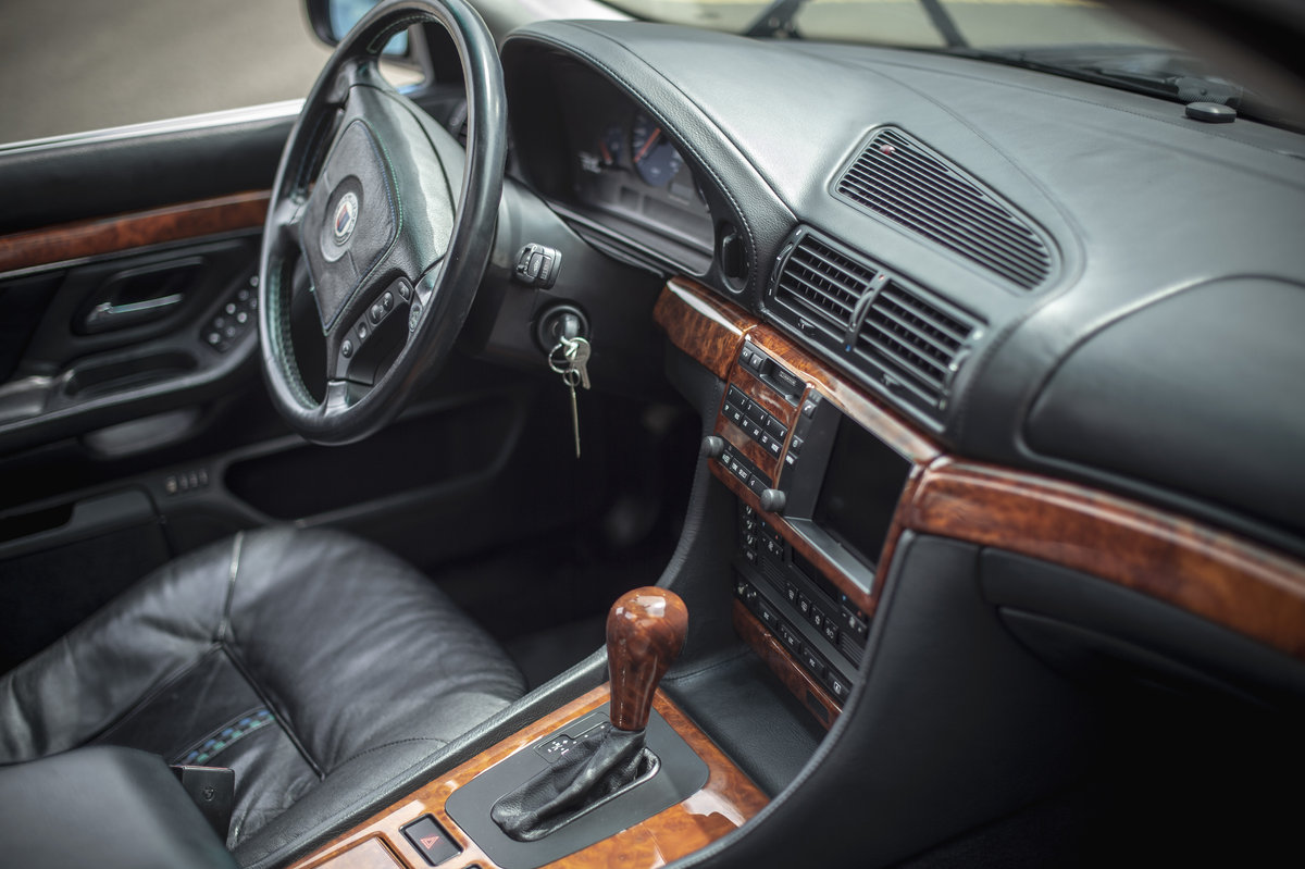 1998 Alpina B12 5.7 LWB - Fabulous & Low Mileage - on The Market SOLD by Auction (picture 6 of 6)