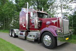 Kenwort W900L truck, lhd 1993 For Sale