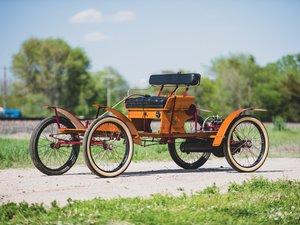 1904 Orient Motor Buckboard