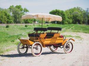 1905 Orient Motor Buckboard Runabout