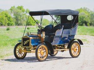 1906 Queen Model E Side-Entrance Tonneau