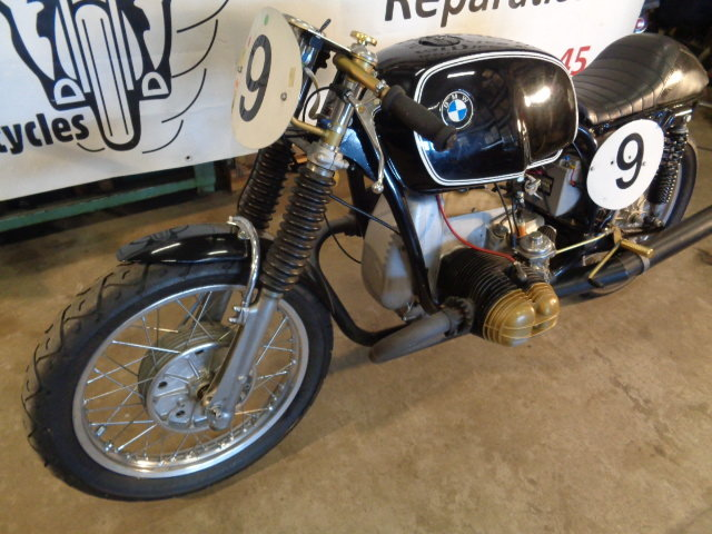 BMW R75 / 5 1973 For Sale (picture 4 of 6)