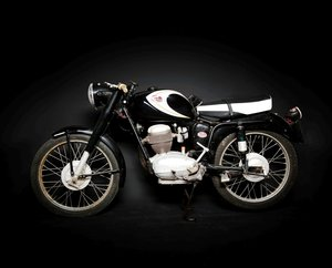 Picture of 1958 FB Mondial 125 ,original SOLD