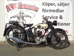 Raleigh 1929 500cc For Sale