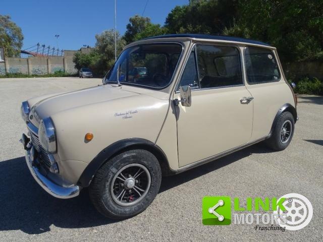 Innocenti Mini MK2 ANNO 1970 For Sale (picture 1 of 6)