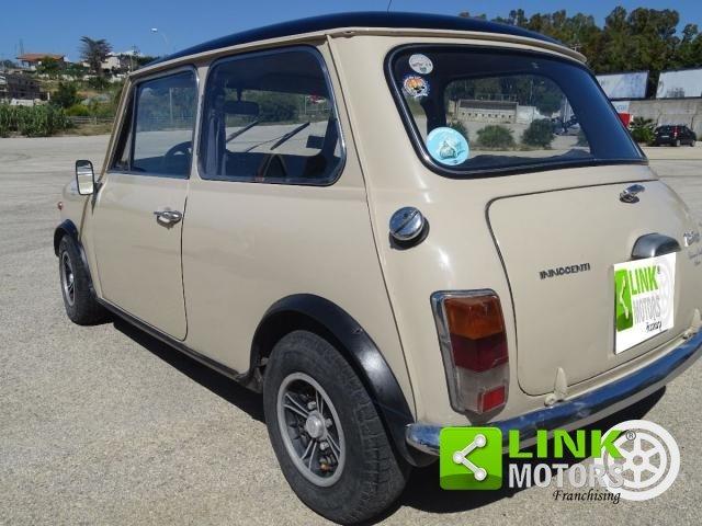 Innocenti Mini MK2 ANNO 1970 For Sale (picture 3 of 6)
